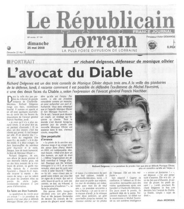 L'avocat du Diable